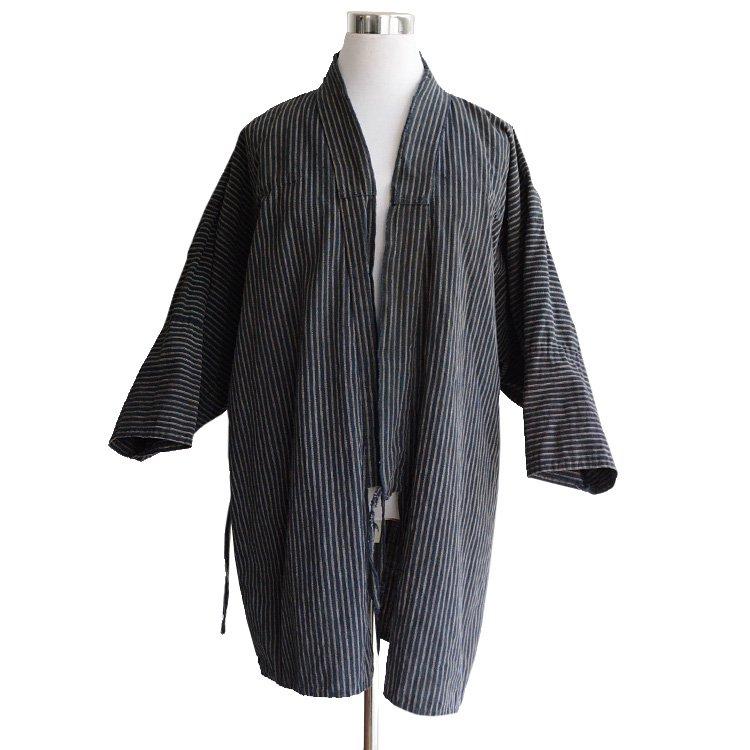 野良着 藍染 襤褸 上っ張り 着物 ジャパンヴィンテージ 30年代   Noragi Jacket Indigo Kimono Japanese Boro 30s Vintage