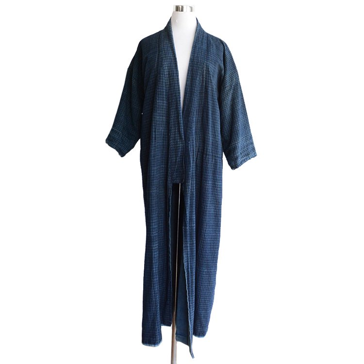 野良着 藍染 襤褸 江戸 18世紀 ジャパンヴィンテージ 骨董 着物   Noragi Jacket Boro Indigo 18th Century Edo Japan Vintage Kimono