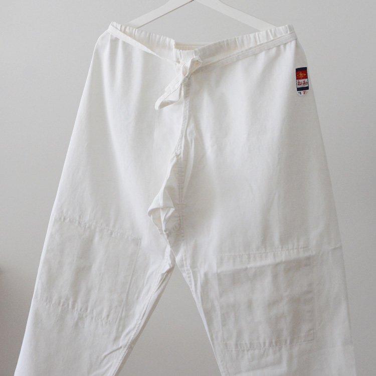 Judo Gi Pants Japan Vintage 80〜90s   柔道着 パンツ ジャパンヴィンテージ ダブルニー