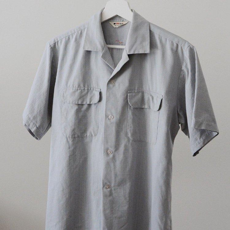 Japan Vintage Shirt Open Collar 60s Toyobo   オープンカラーシャツ ジャパンヴィンテージ 東洋紡 60年代