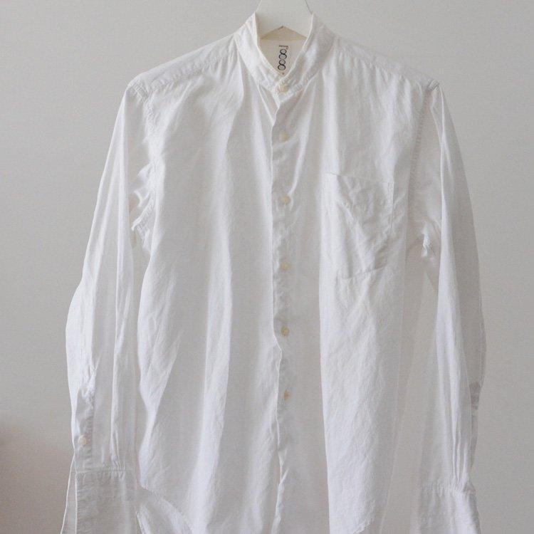 Japan Vintage Shirt No Collar 60〜70s | ノーカラーシャツ ジャパンヴィンテージ 60〜70年代