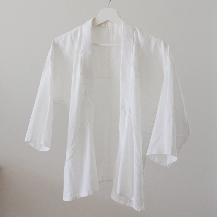 Juban Kimono Vintage Jacket Japan 30s Before the WW2 | 襦袢 着物 ジャパンヴィンテージ 戦前 30年代