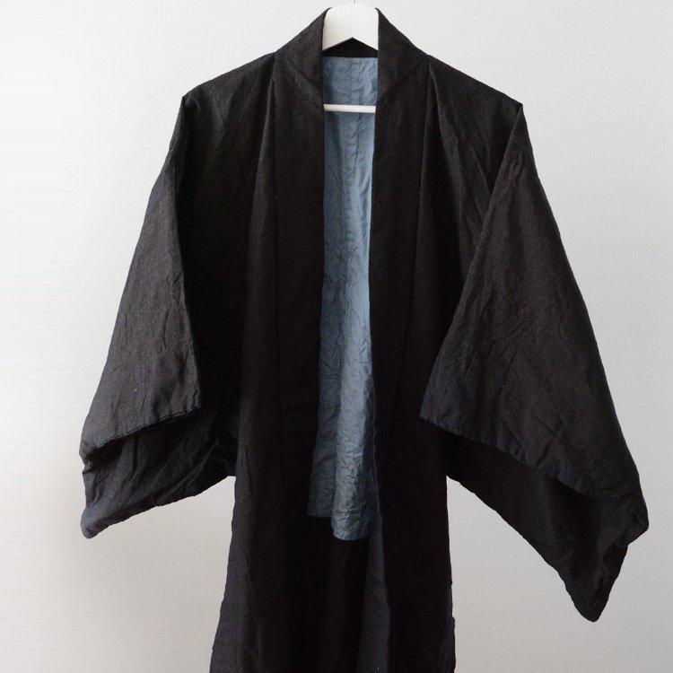 Haori Kimono Aizome Indigo Jacket Japan Vintage 50〜60s | 羽織 着物 藍染 ジャパンヴィンテージ 50〜60年代