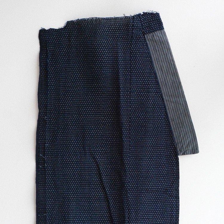 Kasuri Fabric Indigo Aizome Japan Vintage Textile | 古布 藍染 蚊絣 着物 解き ジャパンヴィンテージ