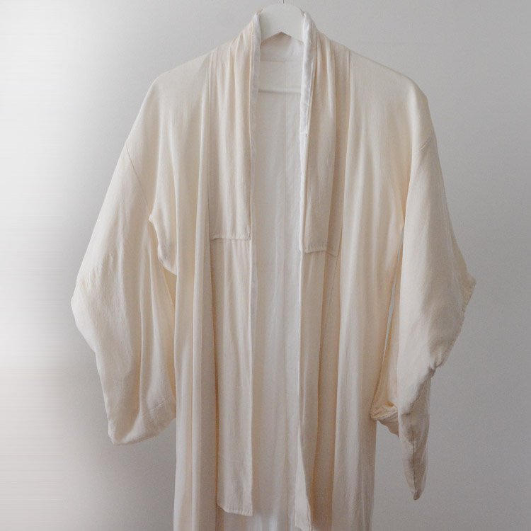 Juban Kimono Japan Vintage 50〜60s Antique Robe | 襦袢 着物 ジャパンヴィンテージ 和服 ローブ 50〜60年代