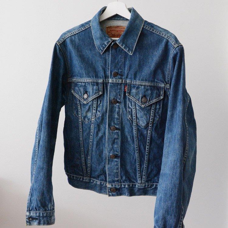 リーバイス 71557 復刻 デニムジャケット 日本製 90年代 | LEVI'S Vintage Denim Jacket Made in Japan Vintage 90s