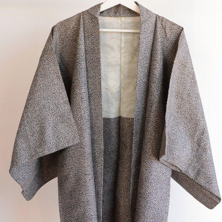 羽織 着物 古着 紐付き ジャパンヴィンテージ 昭和 | Haori Kimono Jacket Japan Vintage With Himo