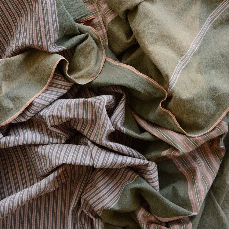 風呂敷 古布 木綿 ジャパンヴィンテージ ファブリック 日焼け | Furoshiki Wrapping Cloth Large Japan Vintage Fabric Textile