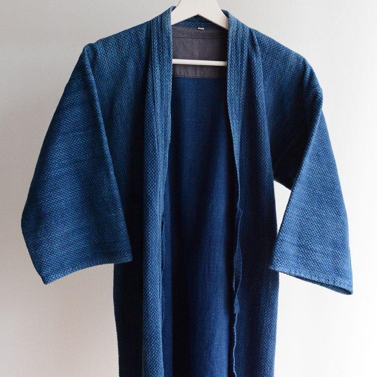 剣道着 藍染 刺し子 日本製 道着 木綿 2 | Kendo Jacket Sashiko Cloth Indigo Blue Aizome Made in Japan