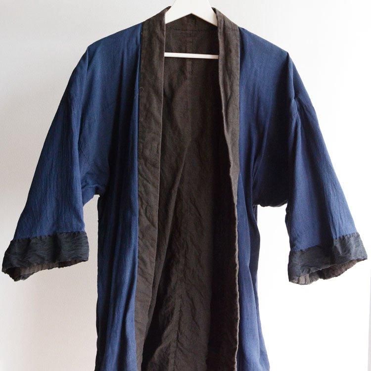 野良着 古着 ジャパンヴィンテージ 40〜50年代 アンティーク着物 | Noragi Jacket Japan Vintage Antique Kimono 40〜50s