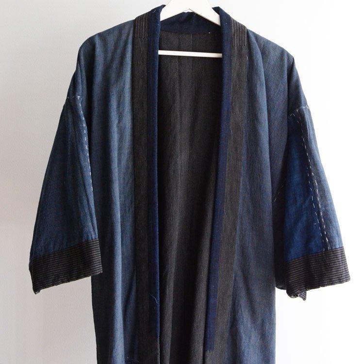 <img class='new_mark_img1' src='https://img.shop-pro.jp/img/new/icons8.gif' style='border:none;display:inline;margin:0px;padding:0px;width:auto;' />野良着 クレイジーパターン 襤褸 ジャパンヴィンテージ 大正 昭和   Noragi Jacket Crazy Patterns Japanese Vintage Kimono Boro