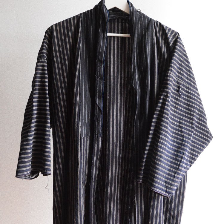 野良着 古着 着物 ほどき 木綿 ジャパンヴィンテージ 30〜40年代 | Noragi Jacket Men Japanese Vintage Kimono