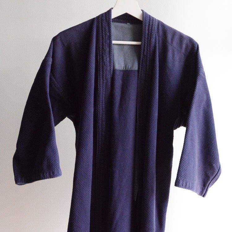 剣道着 刺し子 木綿 ジャパンヴィンテージ 平成 | Kendo Gi Sashiko Jacket Cotton Japan Vintage