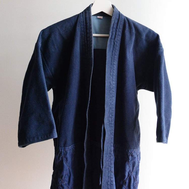 剣道着 刺し子 木綿 ジャパンヴィンテージ 日本製 タネイ 2 | Kendo Gi Sashiko Jacket Made in Japan Vintage Cotton