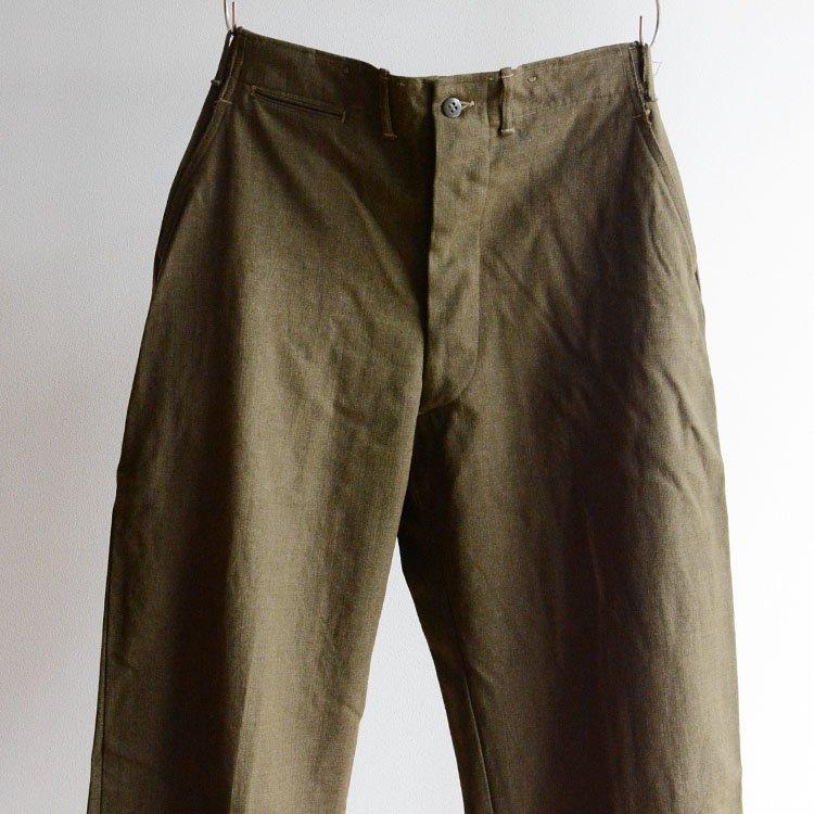 自衛隊初期 M-1945 ミリタリー トラウザーズ パンツ ジャパンヴィンテージ 米軍実物供与品 | JGSDF Japan Vintage U.S.ARMY Wool Field Trousers