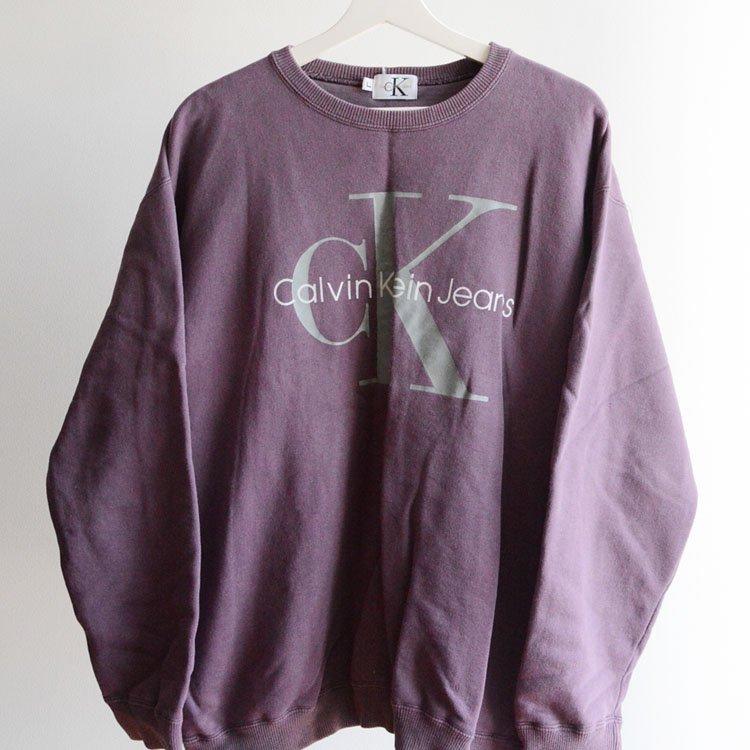 カルバンクライン ヴィンテージ スウェット 90年代 アメリカ製   Calvin Klein Vintage Sweat 90s Ck Made in USA