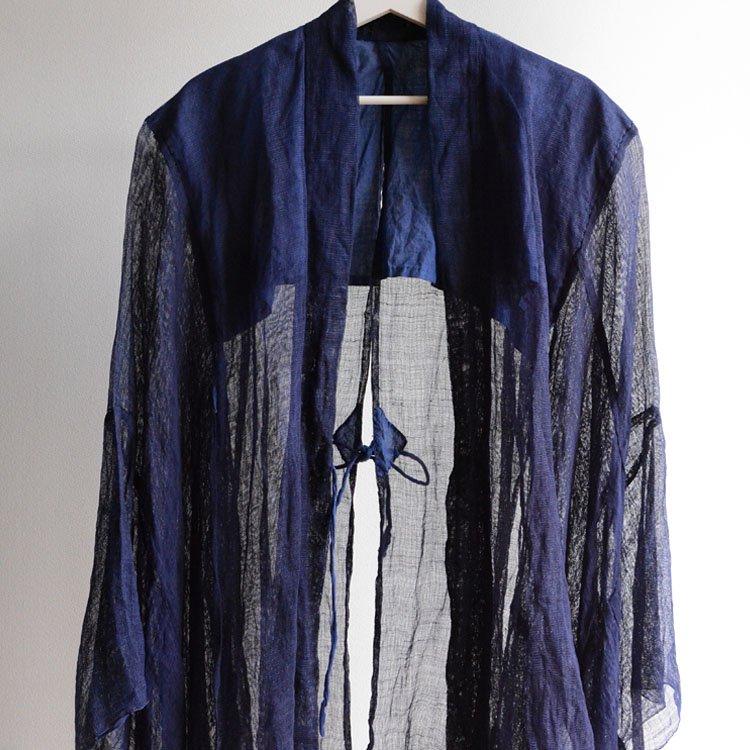 <img class='new_mark_img1' src='https://img.shop-pro.jp/img/new/icons8.gif' style='border:none;display:inline;margin:0px;padding:0px;width:auto;' />羽織 着物 羽衣 ジャパンヴィンテージ 昭和   Haori Vintage Kimono Japanese Hagoromo Showa