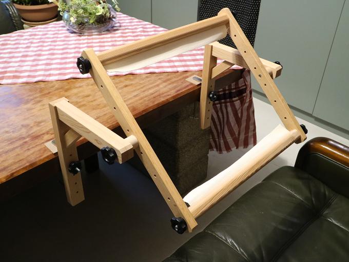 スクロールフレーム テーブル取付タイプ