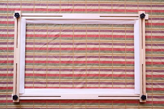 四角型フープ枠 600×900