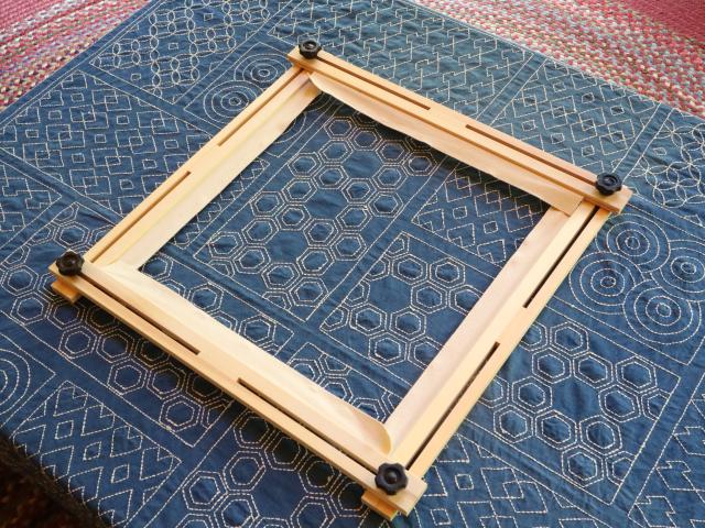 四角型フープ枠 スクエアタイプ