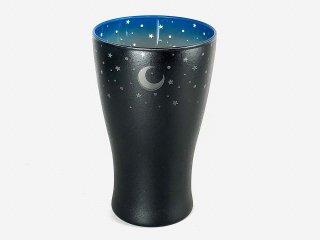 グラデーション グラス(大)ブルー/夜空