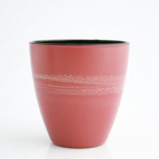 フリーカップ中 さくら(内側:黒)