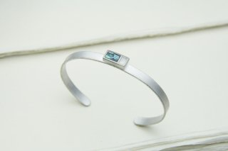 Water KAKU silver band