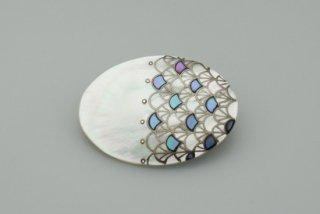 uroco RADEN (LL) brooch