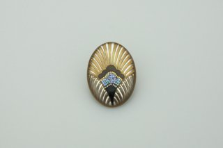 Lotus Bloom brooch M