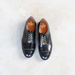 SANDERS [サンダース] ''1128 Military Derby Shoe'' (MEN'S)<img class='new_mark_img2' src='//img.shop-pro.jp/img/new/icons13.gif' style='border:none;display:inline;margin:0px;padding:0px;width:auto;' />