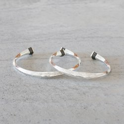 TOUAREG SILVER [トゥアレグシルバー] ''BANGLE 02'' (MEN'S & LADIES')<img class='new_mark_img2' src='https://img.shop-pro.jp/img/new/icons60.gif' style='border:none;display:inline;margin:0px;padding:0px;width:auto;' />