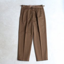 KAPTAIN SUNSHINE [キャプテンサンシャイン] ''Gurkha Trousers'' (MEN'S)<img class='new_mark_img2' src='https://img.shop-pro.jp/img/new/icons13.gif' style='border:none;display:inline;margin:0px;padding:0px;width:auto;' />
