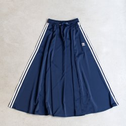 adidas originals [アディダス オリジナルス] ''LONG SATIN SKIRT'' (LADIES') <img class='new_mark_img2' src='https://img.shop-pro.jp/img/new/icons13.gif' style='border:none;display:inline;margin:0px;padding:0px;width:auto;' />
