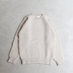 Shetland Woollen Co [シェットランドウーレンコー] ''Crew Neck Sweater'' (LADIES')<img class='new_mark_img2' src='https://img.shop-pro.jp/img/new/icons13.gif' style='border:none;display:inline;margin:0px;padding:0px;width:auto;' />