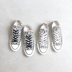 CONVERSE [コンバース] ''ALL STAR 100 ANIMALS OX'' (LADIES')<img class='new_mark_img2' src='https://img.shop-pro.jp/img/new/icons13.gif' style='border:none;display:inline;margin:0px;padding:0px;width:auto;' />