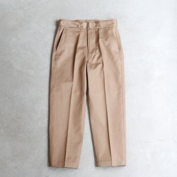 KAPTAIN SUNSHINE [キャプテンサンシャイン] ''Belted Work Trousers'' (MEN'S)<img class='new_mark_img2' src='https://img.shop-pro.jp/img/new/icons13.gif' style='border:none;display:inline;margin:0px;padding:0px;width:auto;' />