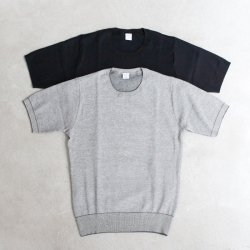 GICIPI [ジチピ] ''鹿の子ショートスリーブTシャツ'' (MEN'S)<img class='new_mark_img2' src='https://img.shop-pro.jp/img/new/icons13.gif' style='border:none;display:inline;margin:0px;padding:0px;width:auto;' />