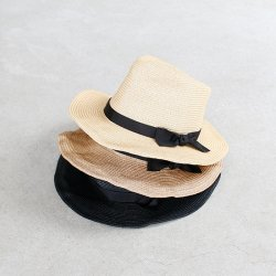 PCNQ [パークニック] ''PAPER BRAID HAT'' (LADIES')<img class='new_mark_img2' src='https://img.shop-pro.jp/img/new/icons13.gif' style='border:none;display:inline;margin:0px;padding:0px;width:auto;' />