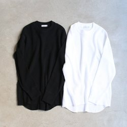 nanamica [ナナミカ] ''Crew Neck L/S Thermal Tee'' (MEN'S)<img class='new_mark_img2' src='https://img.shop-pro.jp/img/new/icons13.gif' style='border:none;display:inline;margin:0px;padding:0px;width:auto;' />