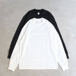 KAPTAIN SUNSHINE [キャプテンサンシャイン] ''Suvin Supima Crewneck Tube L/S Tee'' (MEN'S)<img class='new_mark_img2' src='https://img.shop-pro.jp/img/new/icons13.gif' style='border:none;display:inline;margin:0px;padding:0px;width:auto;' />