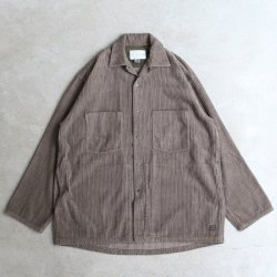 nanamica [ナナミカ] ''nanamican Shirt Jacket'' (MEN'S)<img class='new_mark_img2' src='https://img.shop-pro.jp/img/new/icons13.gif' style='border:none;display:inline;margin:0px;padding:0px;width:auto;' />