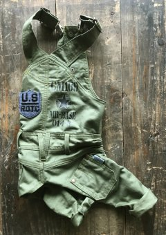 MR-BASE Military Overall