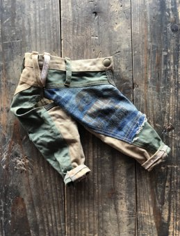 Past & Future Patch WorkPants