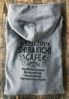 <img class='new_mark_img1' src='//img.shop-pro.jp/img/new/icons14.gif' style='border:none;display:inline;margin:0px;padding:0px;width:auto;' />SHIBAKICHI CAFE 12th-Hoodie・for Owners