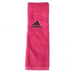 ADIDAS フットボールタオル ピンク