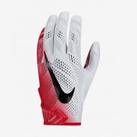 NIKE VAPOR KNIT FOOTBALL GLOVES ユニバーシティレッド