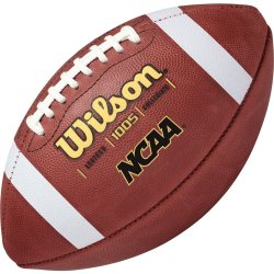 WILSON OFFICIAL NCAA GAME BALL