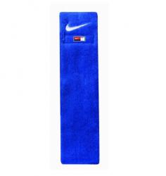 NIKE フットボールタオル ブルー