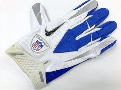 XLサイズ NIKE NFLロゴ VAPOR CARBON エリートレシーバー ブルー