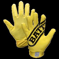 Battle Football Gloves スペシャルエディション フルイエロー